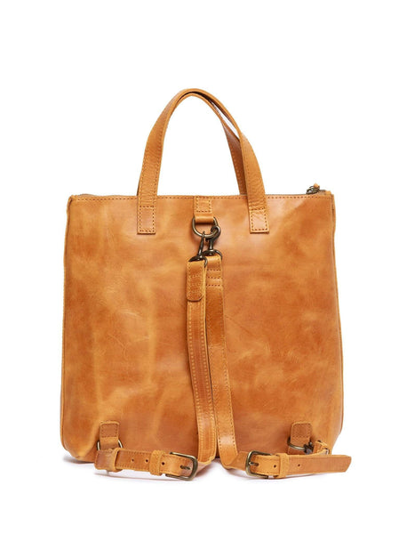 Abera Backpack in Cognac by ABLE