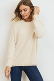 Marilyn Chenille Sweater Top