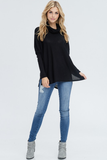 Maliah Sweater in Black
