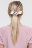 Multi Stripe Wired Hair Tie