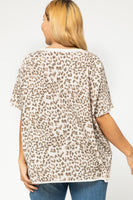 Lounge In Leopard Top