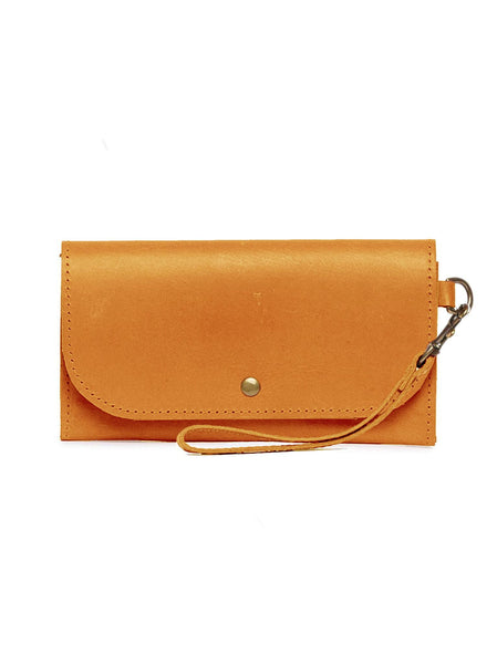Mare Phone Wallet in Cognac by ABLE