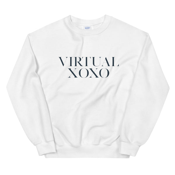 Virtual XO Unisex Sweatshirt