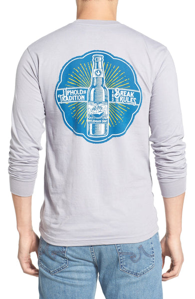 Gentleman Draft Long Sleeve T by Rowdy Gentleman