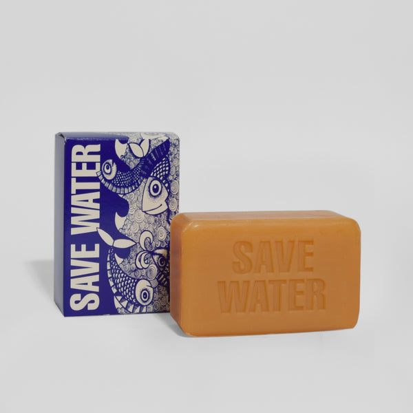 Save Water Soap by Kalastyle