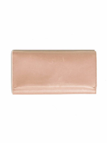 pale dogwood debre wallet by Fashionable studio 3:19