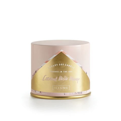 Coconut Milk Mango Vanity Tin Candle by Illume