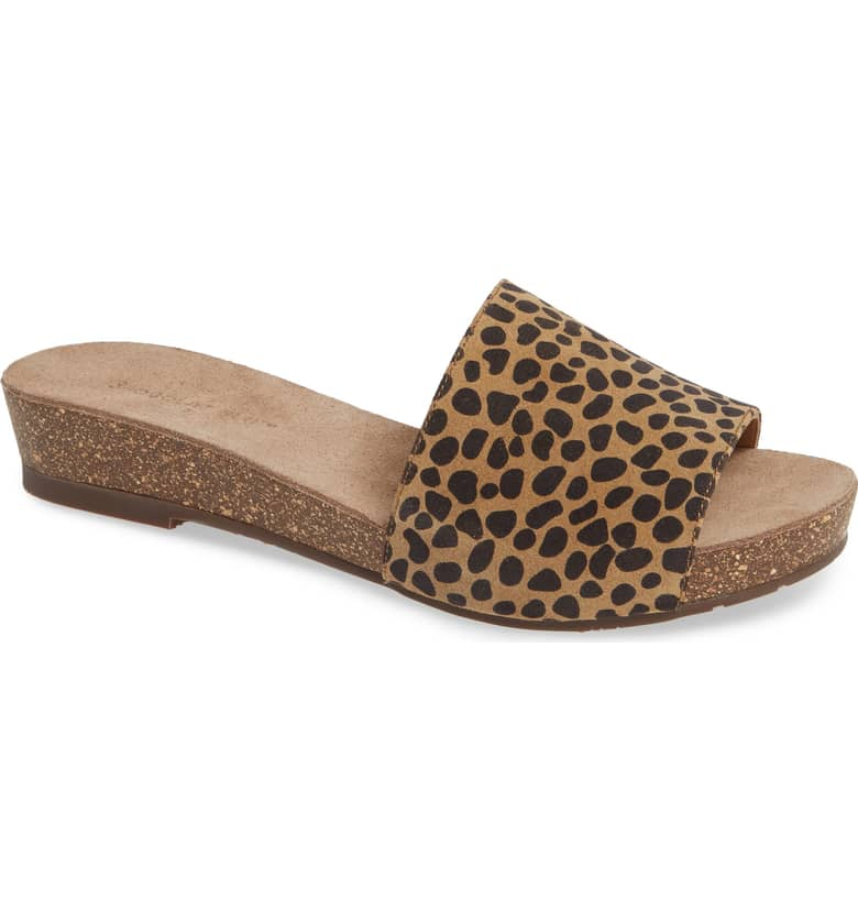 Viveca in Leopard by Chocolat Blu
