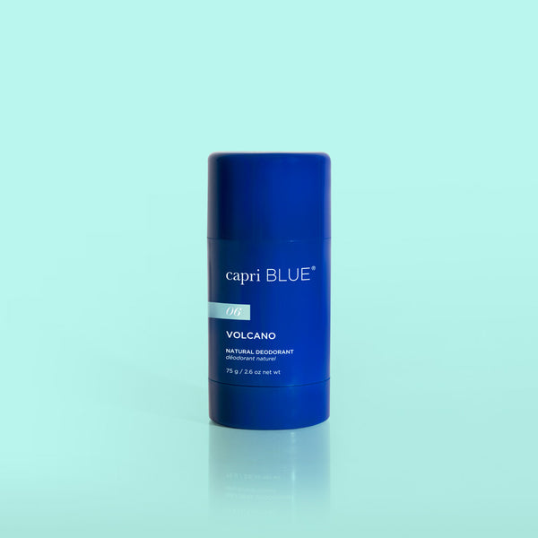 Volcano Natural Deodorant by Capri Blue