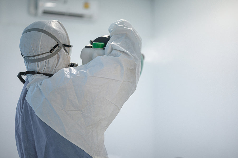 Protecting Employees & Disinfecting Specialists Requires Advanced PPE