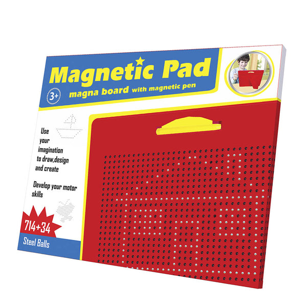 Magnetic Pad  748 pcs