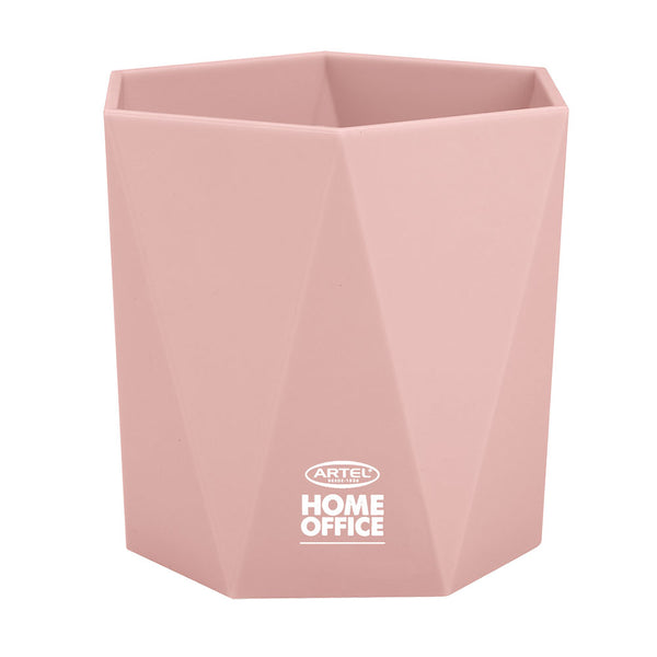 Portalápiz Rosa Pastel Home Office