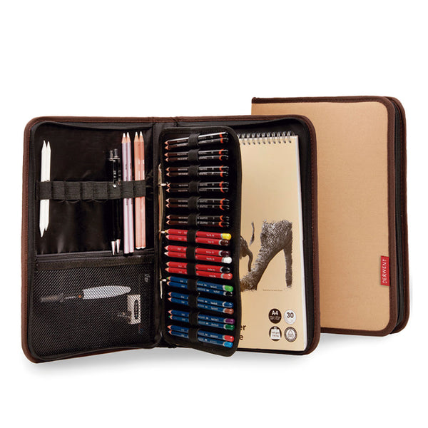 Estuche multi proposito Carry-all A4 Folio
