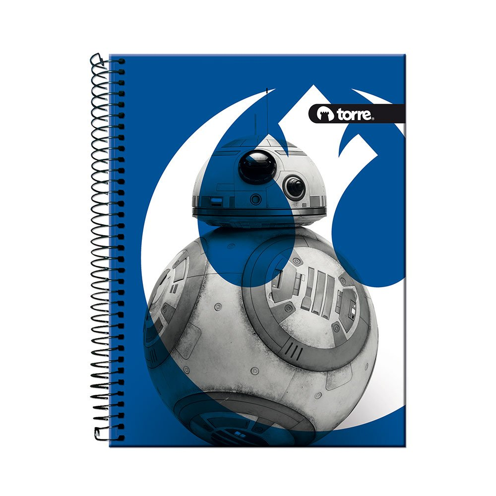 Cuaderno top Star Wars 7mm 150h