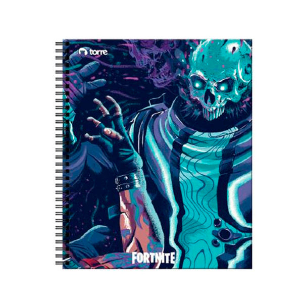 Cuaderno universitario clasicoFornite7mm 100h