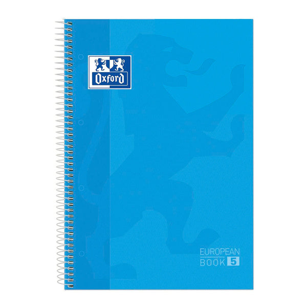 Cuaderno European Book 5