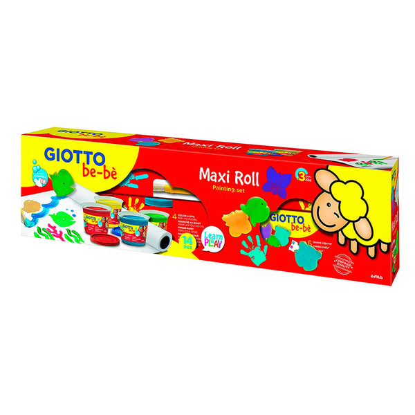 Set Maxi Roll Giotto Bebe