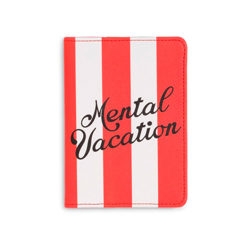 Billetera Pasaporte - Mental Vacation