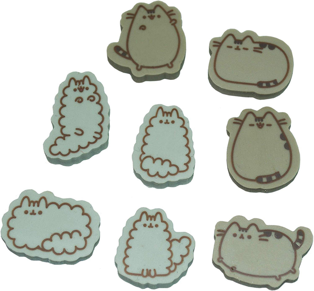 Set Gomas de Borrar Sweet Pusheen