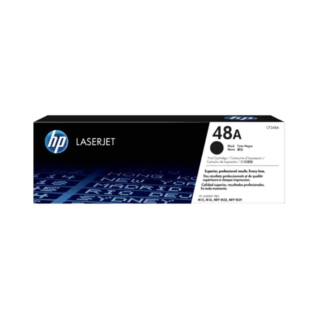 Toner Hp 48A Black
