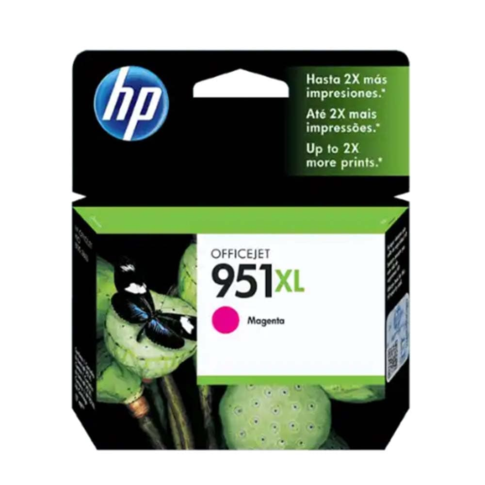 Cartridge Hp 951 Xl Magenta Pro