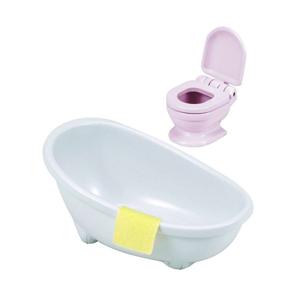 Set De Bañera Y Wc