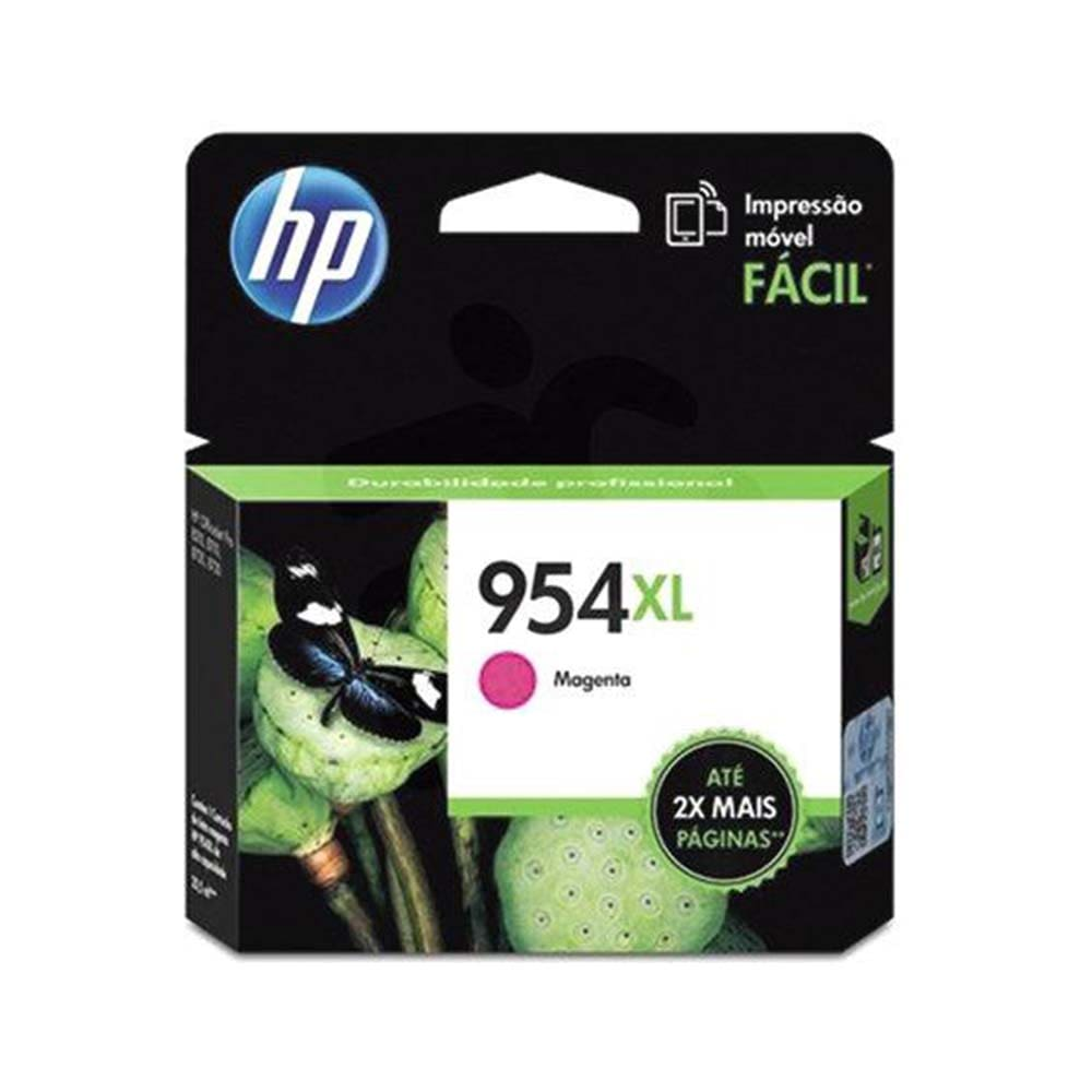 Cartridge Hp 954 Xl Magenta