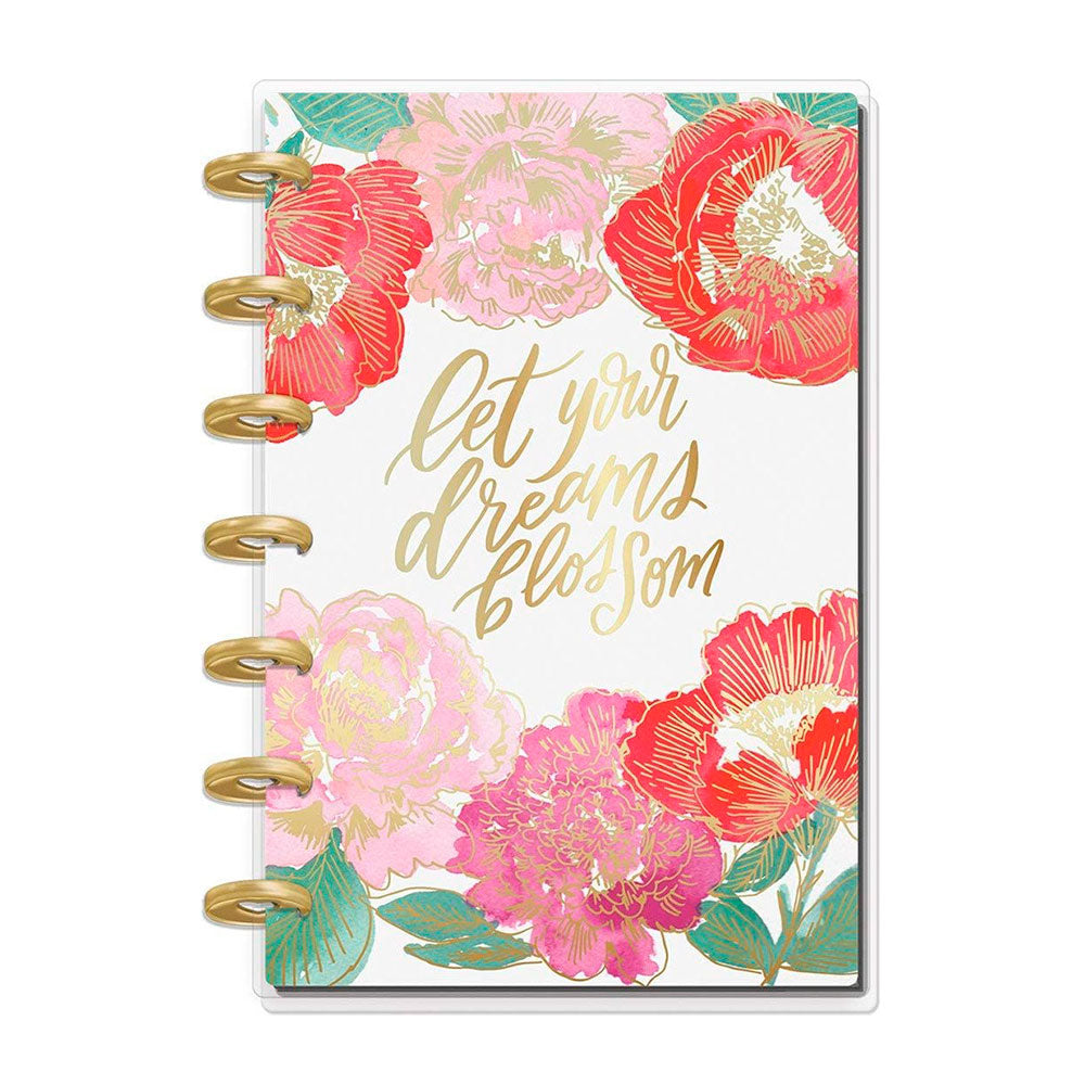 Agenda Mini Happy Planner - Year in Bloom - Sin Fecha
