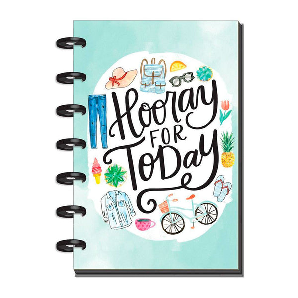 Agenda Sin Fecha Happy Planner Mini Everyday Essentials