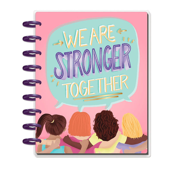 Agenda 2021 Happy Planner Classic - Stronger Together