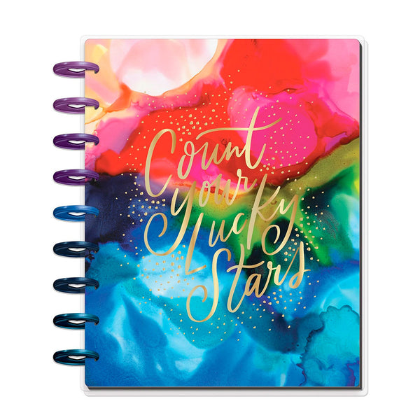 Agenda 2021 Happy Planner Classic (18 Meses) Splash