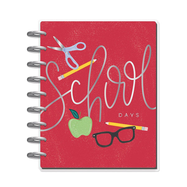Agenda Happy Planner Classic - Day Teacher