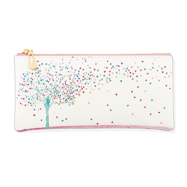 Estuche TREE OF HEARTS PENCIL POUCH