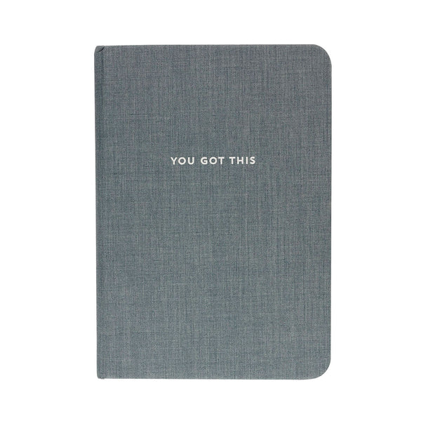 Libreta Chica Gris - You Got it