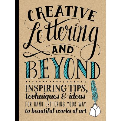 Creative Lettering and Beyond: Libro de Lettering