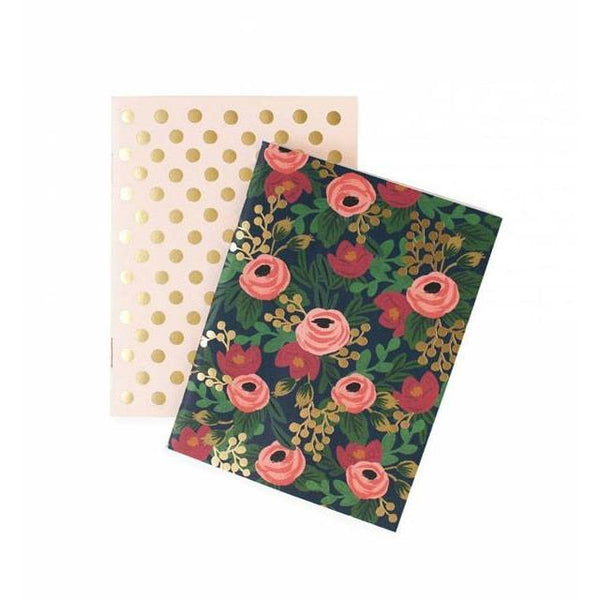 Libreta de Bolsillo - Pocket Rose (x2)