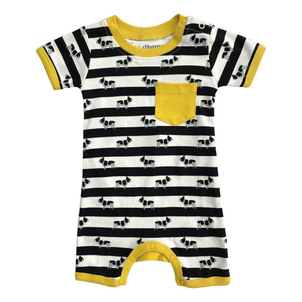 Cat & Dogma Frenchie Romper
