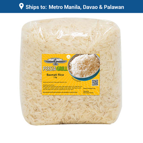 Basmati Rice Persia Grill on Flavored PH
