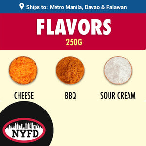 Flavors (250G per pack)