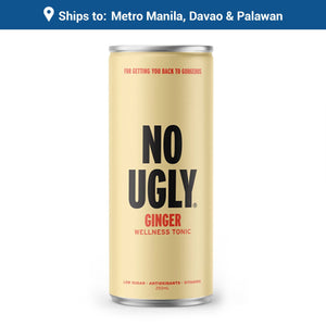 No Ugly Ginger Wellness Tonic (can 250ml)