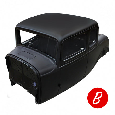 1932 Ford 5-Window Coupe Steel Body Kit