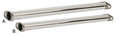 Chrome Front Spreader Bar for 1932 Ford