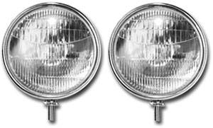 1934 Ford Passenger Car Headlights with Turn Signals