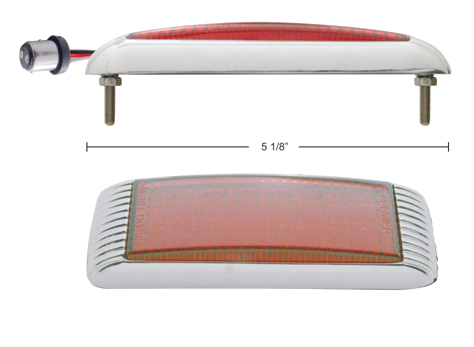 1941 Ford LED Flush Mount Tail Light