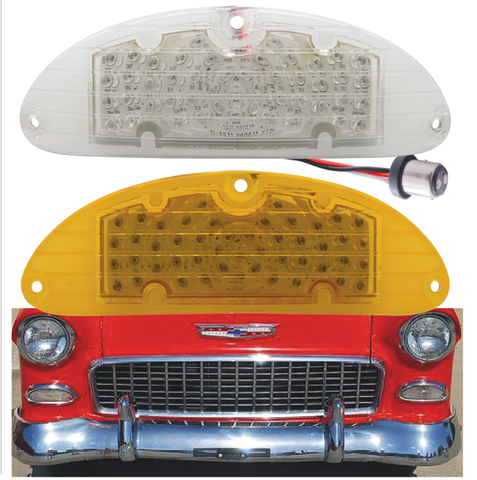 1955 Chevy LED Front Turn Signal/Parking Light