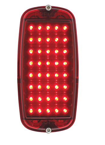 1960-66 Chevy & GMC Fleetside Truck LED Tail Light