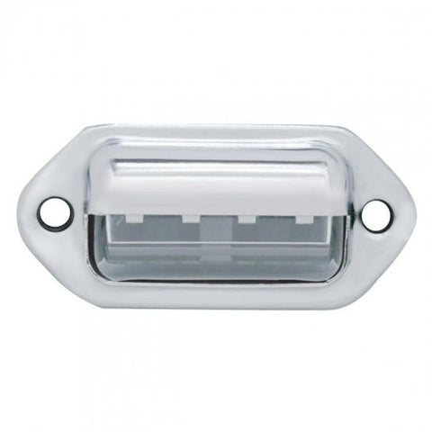 4 LED License/Utility Light