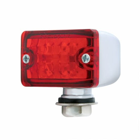 Small 4 LED Rod Light Red