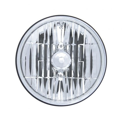 "5 3/4"" Round Crystal Halogen Headlight"