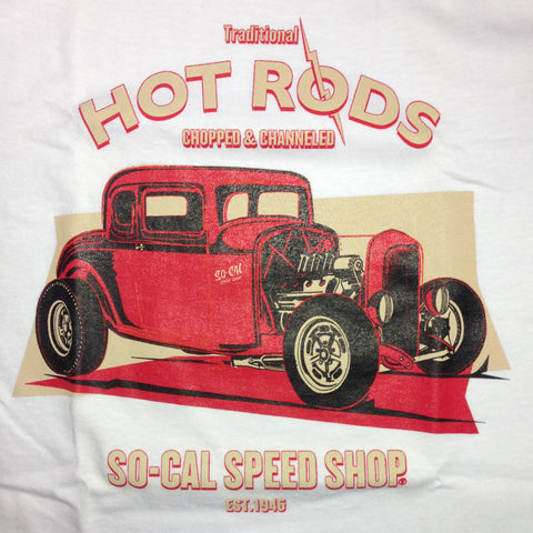 5 Window Coupe T-Shirt